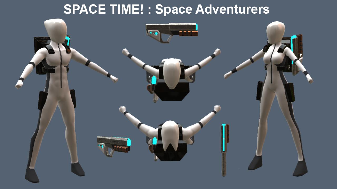 SpaceTimePilots